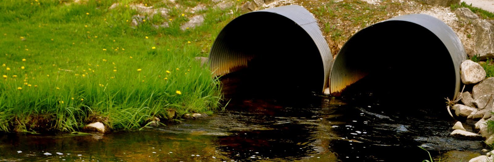 Water Drains
